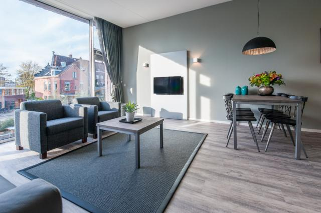 Yays Bickersgracht Deluxe 2-bedroom family Apartment